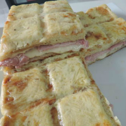 Croque-Monsieur revisité